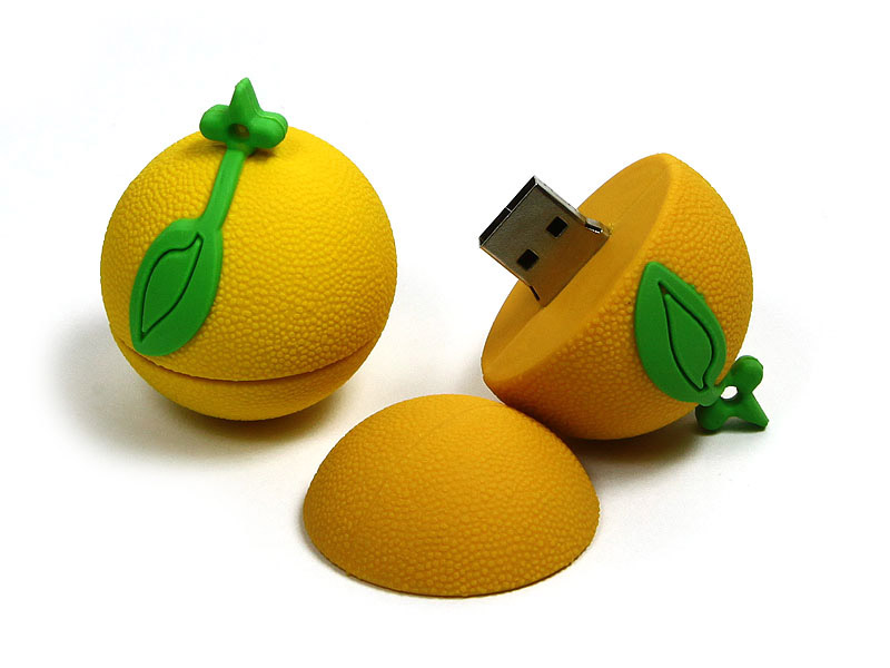zitrone-usb-stick